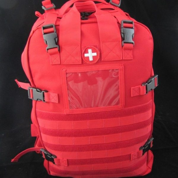 Elite First Aid STOMP MEDICAL KIT FA140 with supplies-4996