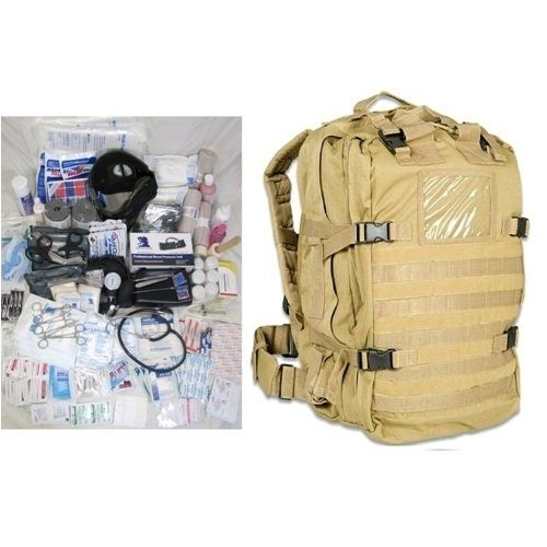 Elite First Aid STOMP MEDICAL KIT FA140 with supplies-0