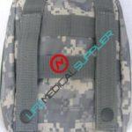Tactical Trauma kit #1 FA142 with supplies-0