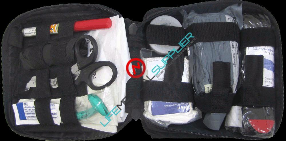 ENHANCED Military IFAK bag LEVEL 2 Model FA201-0