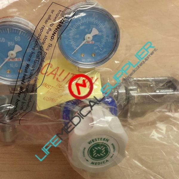 Nitrous Oxide regulator 0-100 PSI M1-910-PG-0