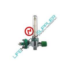 oxygen flowmeter w/ohmeda adapter