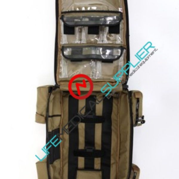 Tactical Medical backpack with pouches-0