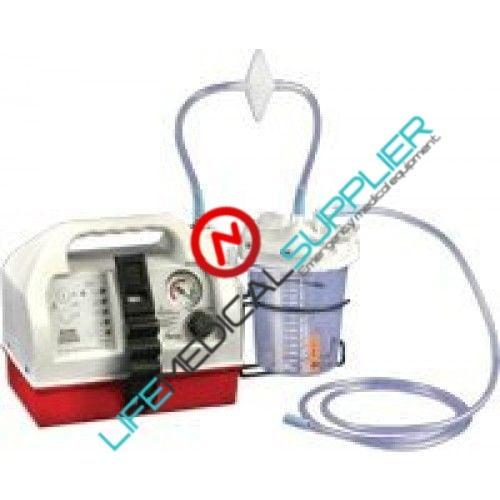 Gomco OptiVac® Aspirator G180-JAR w/poly bottle 1200 ml-0