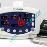 Vital Signs Monitor 300 Series/BP/Temp Welch Allyn-0