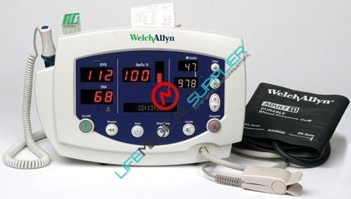 Vital Signs Monitor 300 Series/BP/Temp Welch Allyn-0