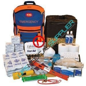 SecurEvac 5-PERSON 3-DAY Evacuation/survival kit-0