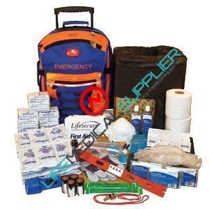 Easy-Roll Evacuation & Shelter Kit 5 persons 3 day-0