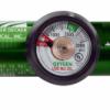 Oxygen regulator Mini pediatric 0-4 LPM Barb outlet-0