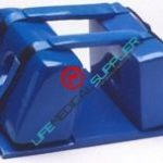 Morrison Big Blue Head Immobilizer Case of 6-0