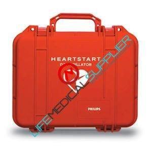 HeartStart OnSite AED Hard-Shell Waterproof case-0