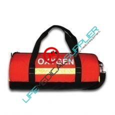 Oxygen duffle for cylinder type D bag only-0