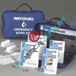Small soft-sided water jel burn kit -0