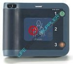 HeartStart FRx Defibrillator with battery and pads-0