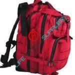 Trauma Tactical Kit FA 138 in red