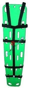 Polypropylene Black Economy Body Strap System-0
