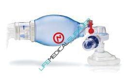 Hudson Lifesaver manual resuscitator neonate mask-0