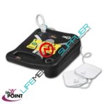LIFEPOINT Aed defibrillator with battery and pads-0