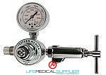 50 psi Preset MEDICAL AIR regulator CGA950 Yoke-0