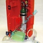 Oxygen resuscitation Kit w/cylinder type D and BVM-0