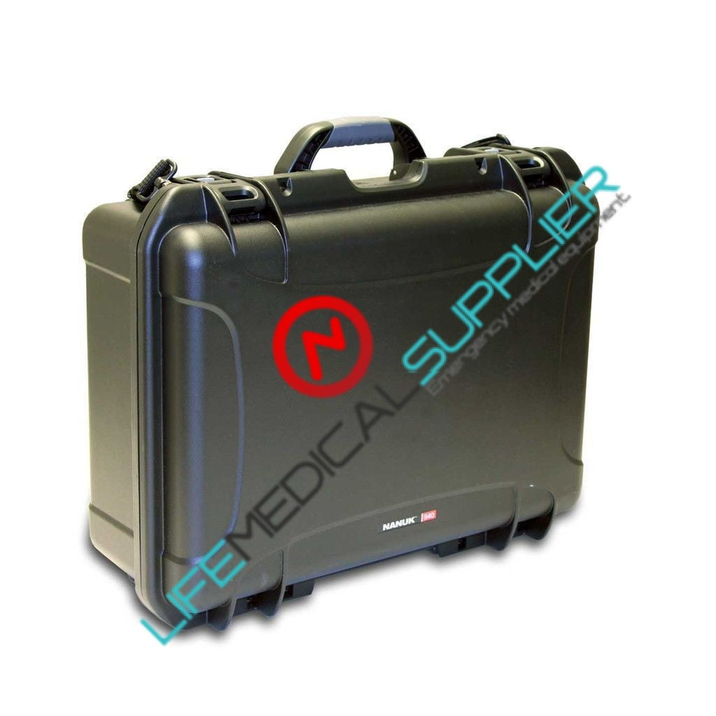 Hard case Nanuk 940 Orange-black or silver-0