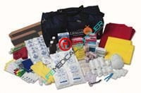 Trauma first aid supplies 50 people Model 31100-0