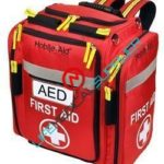 MobileAid XL AED & First Aid Backpack (Empty) 31480-0