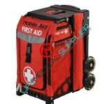 MobileAid Easy-roll sports first aid station 31550-0