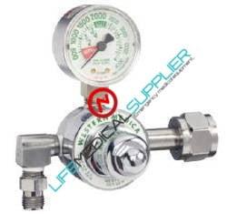 Western Medica Oxygen regulator Preset 50 psi Model M1-540-P -0