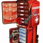 Max XL Pro Hybrid Trauma first aid station 31435-0
