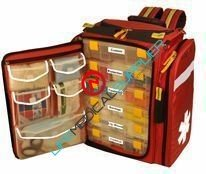 MobileAid®XL™ EMS Medical Responder trauma Backpack Kit-0