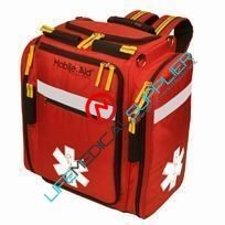 MobileAid XL EMS Medical Backpack -empty- 31474-0