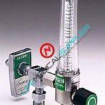 Timeter Oxygen flowmeter 0-15 lpm Chemetron QC/power take off-0