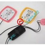 Physio-Control Infant/Child Electrode Pads-0