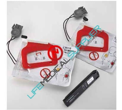 CR Plus Replacement Kit for Charge-Pak 2 sets of electrodes-0