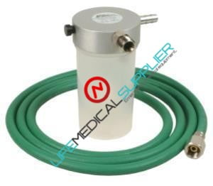 LSP reusable aspirator with 6' oxygen hose L146-0
