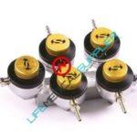 Ferno Mini-Manager oxygen administrator 5 valves-0