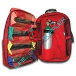 Trauma and Oxygen backpak -empty--0