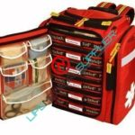 MobileAid XL 200 Medical Responder Backpack Kit-0