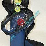 Shoulder bag with cylinder M6 135 liters/ regulator-0