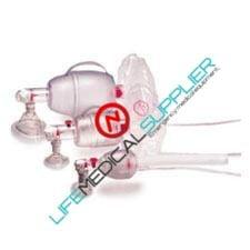 Ambu Spur II pediatric bag w/neonate mask 12/CASE-0
