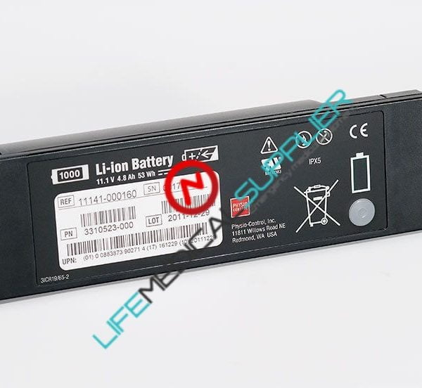 LIFEPAK® 1000 Rechargeable Lithium-Ion Battery-0
