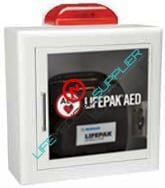 AED Cabinet w/Strobe Light and Audible alarm-0