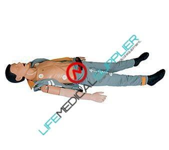 Ambu cardiac care trainer system W full body-0