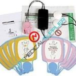 Pediatric training Electrode Pads Complete Kit-0
