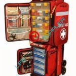 MobileAid Max XL First Aid Station-0