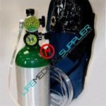 Mada Oxygen kit in shoulder bag -0