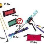 Pole Assembly - Gold-0