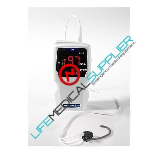 BCI WW1000 HAND HELD PULSE OXIMETER w/EAR CLIP SENSOR-0