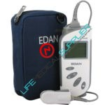 EDAN HAND HELD PULSE OXIMETER WITH ALARMS-0